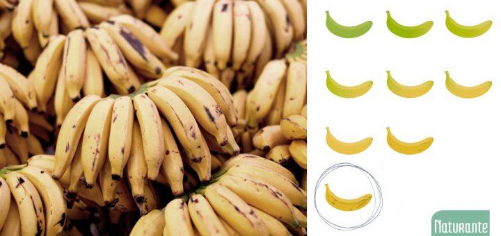 Maduracion de la banana