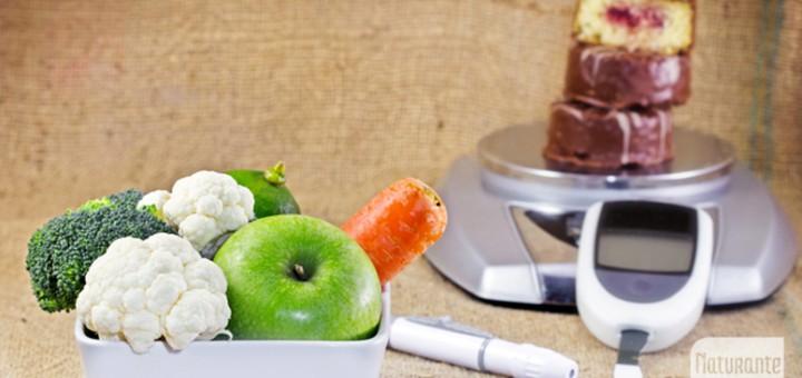 Alimentación para personas con diabetes