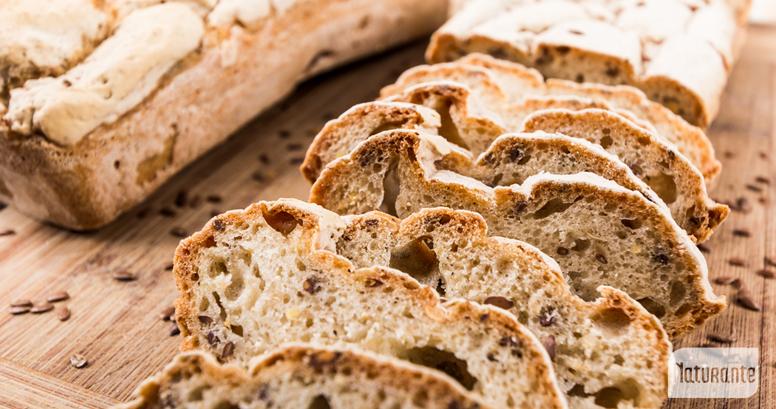 Pan casero libre de gluten